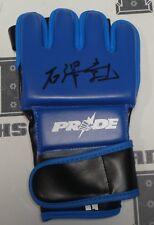 Tokimitsu Ishizawa Signed Replica Pride FC Fight Glove BAS Beckett COA Autograph