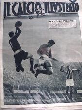 IL Calcio Illustrato 19/01/1950 Speciale Udinese canti e albergo Friuli  [GS35]