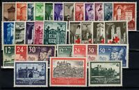 PP125953 / GERMANY OCCUPATION IN POLAND / MI # 40 / 70 COMPLETE MNH ** CV 170 $