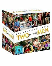 40 DVD-Box ° Two and a half men ° komplette Serie - Staffel 1 - 12 ° NEU & OVP