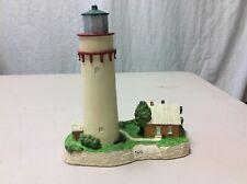Harbour Lights Grosse Point, Illinois Lighthouse #120 Coa 1991