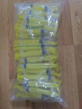 50 Disposable Syringes 12 Mluse For Ink Refill Arts Amp Craftsmeasuring Fluid