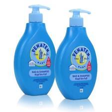 2x Penaten Baby Bad & Shampoo Kopf-bis-Fuß 400ml - keine Tränen mehr