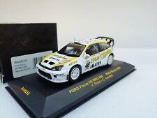 Ford Focus RS WRC No.46 Rally Monza 2006 IXO 1/43 #RAM255