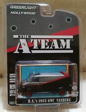THE A TEAM VAN FURGONETA EL EQUIPO A 1983 GMC Edit Limit mejor que Hot Wheels