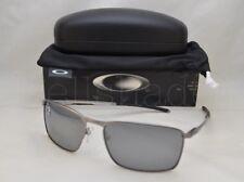 da4988950c Free Shipping. Oakley CONDUCTOR 6 (OO4106-02 58) Lead with Black Iridium  Polarized Lens