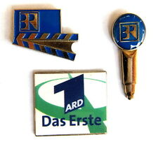 TV / RADIO Pin / Pins - ARD & B3 / 3 PINS!!!!!!!!!!!! [4004]