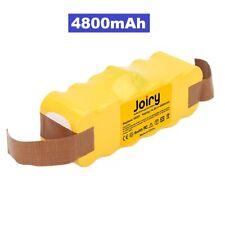 800 700 INTENSILO Batteria di ricambio Li-Ion 6000mAh 900 Series 14.4V 600 per iRobot Roomba 500