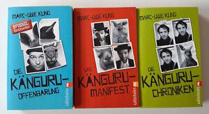 Die Känguru-Offenbarung (2014) von Marc-Uwe Kling