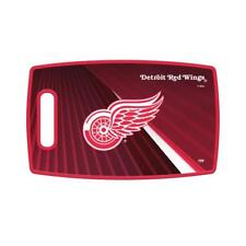 NHL Hockey Detroit Red Wings Kitchen Bar Party 2 sided Cutting Board