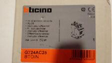 Differenziale puro AC bticino G724AC25