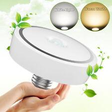 Interruptor Automático E27 12 W Sensor De Movimiento Infrarrojo Pasivo inducción de Luz Lámpara De Techo Lámpara De Seguridad