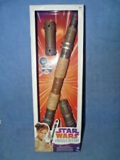 Star Wars Forces of Destiny Rey of Jakku Extendable Staff *New*