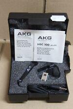NEUF : Oreillette avec micro AKG HSC 100 , prise jack 3.5mm