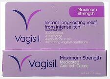 Vagisil Maximum Strength Anti-Itch Creme 1 oz