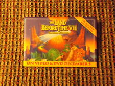 THE LAND BEFORE TIME 7 THE STONE OF COLD FIRE MOVIE PIN