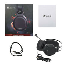 NUBWO N7 3.5mm Gaming Headset with Mic for Xbox One, PS4,  Smart Phone & PC G1B1