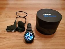 Samsung Gear S3 Frontier 46mm SM-R765T Black Smartwatch 4G (T-Mobile) TESTED