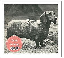 Dachshund - Dog Coat Sewing Pattern