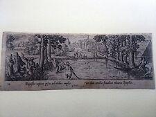 PESCA CON LE  RETI,Adriaen Collaert Bulino 1582;Venetiones,,,,