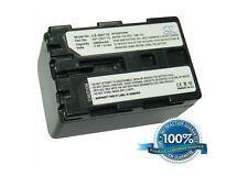 7,4 v batterie pour Sony dcr-trv140, HVR-A1J, DCR-HC15, DCR-TRV50E, dcr-pc8, dcr-dv