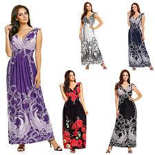 Full Length Polyester Sundresses for Women