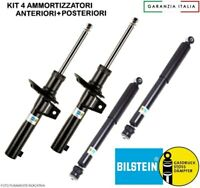 4 AMMORTIZZATORI ANT/POST BILSTEIN B4 SEAT LEON VW BORA GOLF 4 NEW BEETLE
