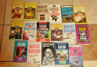 Large Lot 18 ROBERT BARNARD books Mysteries Death Corpse Widow +