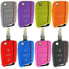 Schlüssel Ersatz Batterie für ab 012 VW Seat Skoda Ibiza V Polo Golf7 Leon Fabia