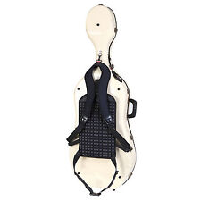 AirCell Air Comfort Adjustable Cello Hard Case Back Sheet & Strap ACSB75