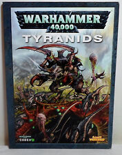 WARHAMMER 40K TYRANIDS CODEX ARMY BOOK NEW UNUSED RARE OOP
