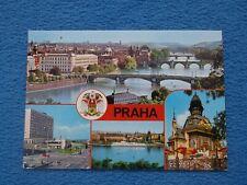 Ansichtskarte Praha Prag