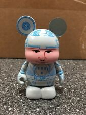 """DISNEY VINYLMATION 3"""" MOVIELAND SERIES 1 TRON LEGACY KEVIN FLYNN TOY COLLECTIBLE"""