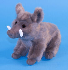 Dowman Wild Boar Soft Toy 24cm - Brand New with Tags