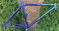 Vintage Giant Iguana 650 Full Butted Frame Size 18in TT 21.5in 40/31 Cromoly