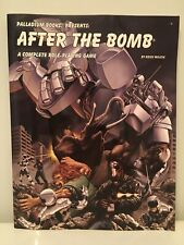 After The Bomb - Complete Role Playing Game Palladium Book