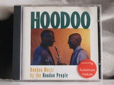 HOODOO MUSIC BY THE HOODOO PEOPLE featuring SULAIMAN HAKIM CD EXCELLENT+