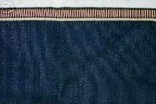 Longaberger Small Picnic or Cake Basket PA Indigo Fabric Drop In Liner