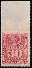 CHILE 1899 STAMP # 33 MNH RULETEADOS COLUMBUS MARGIN