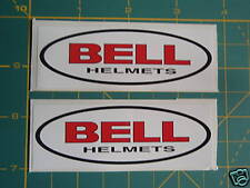 LAMBRETTA OR VESPA SCOOTER BELL HELMETS DECAL Stickers