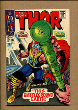Thor #144 - This Battleground Earth! - 1967 (Grade 7.0) Wh