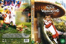 Alice In Wonderland (1985) - Natalie Gregory, Red Buttons, Scott Baio  DVD NEW