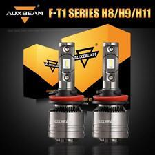AUXBEAM H8 H9 H11 LED Headlight Temperature Control Hi/Lo Beam Canbus Fog Lights