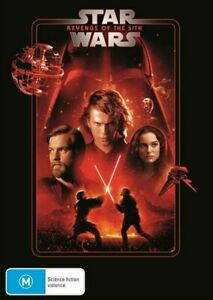 Star Wars - Episode III - Revenge Of The Sith | New Line Look DVD