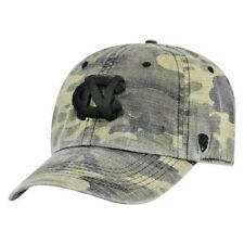 online store a95ff 85237 NCAA NORTH CAROLINA TAR HEELS TOP OF THE WORLD MEN S HEROES CAMO HAT  ADJUSTABLE