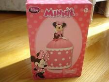 Disney Store MINNIE MOUSE JEWELRY BOX