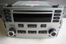 05 06 CHEVY PONTIAC COBALT PURSUIT RADIO STEREO AM/FM CD PLAYER US8 15272192