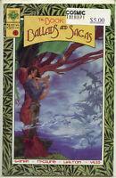 CHARLES VESS Ballads & Sagas Complete Comic Set w Signed & # Portfolio FN/NM
