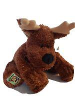 "USPS Collectible Reindeer Plush 13"" Stamp Christmas"