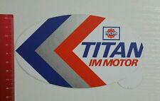 Aufkleber/Sticker: Fuchs Titan im Motor (01041616)
